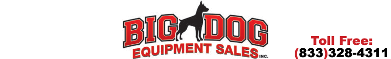 Big Dog Equipment Logo
